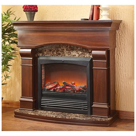 castlecreek estate electric fireplace  fireplaces