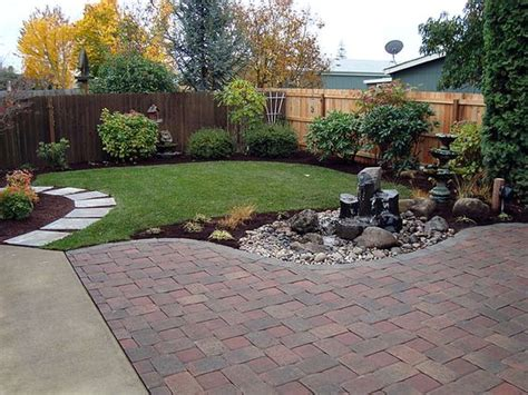 no maintenance yard ideas image gallery no maintenance backyard landscaping