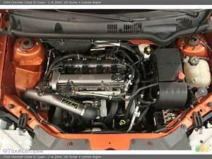 2 4l Dohc 16v Ecotec 4 Cylinder 2006 Chevrolet Cobalt Engine