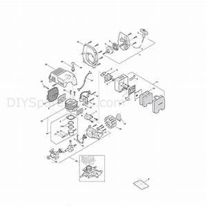 Stiga Sb22  2008  Parts Diagram  Engine