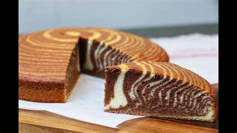 recette du super cake zebre moelleux  facile ou gateau