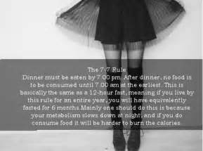 Pro Ana Thinspo Quotes and Tips