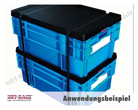 Stapelboxen Kunststoff. Awesome With Stapelboxen