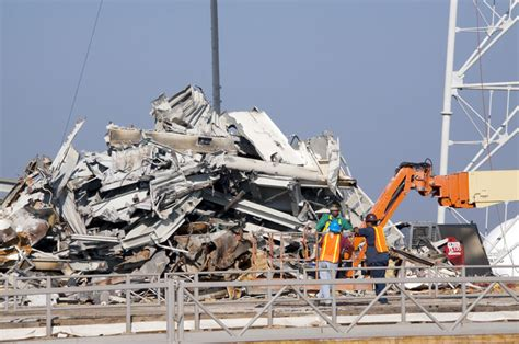 Photo Gallery Space Shuttle Launch Pad 'cleaned' Of