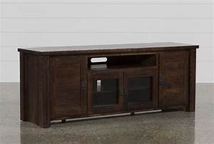 Canyon 74 Inch Tv Stand Living Spaces