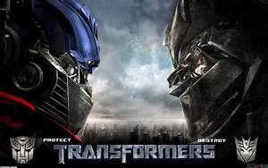 Transformers autobot vs decepticons wallpaper #15508 ...