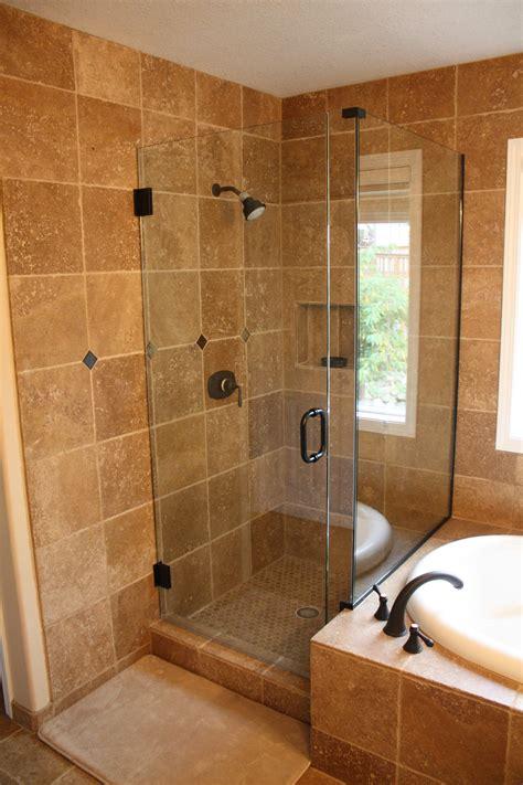 popular bathroom tile shower designs small bathroom with shower stall ideas genuine home design