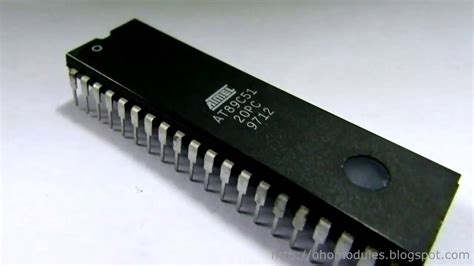 microcontroller datasheet