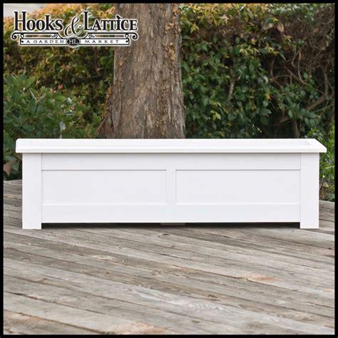 composite hton premier porch deck and patio planter