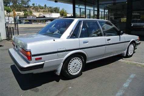 1985 Toyota Cressida by 1985 Toyota Cressida 2 8i Automatic Related Infomation