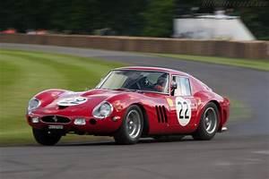 Ferrari 250 GTO Chassis 3757GT 2012 Goodwood Festival