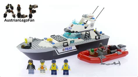 Lego City Fishing Boat Speed Build by Lego City Boat Www Imgkid The Image Kid Has It