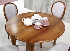 Table Rallonge Bois : table avec rallonges en bois massif ~ Teatrodelosmanantiales.com Idées de Décoration