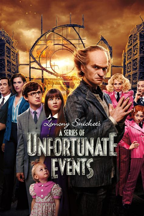 A Series of Unfortunate Events (2017 series) | Cinemorgue ...