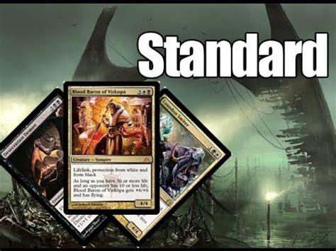 mtg standard decks reddit mtg standard deck tech junk midrange theros standard
