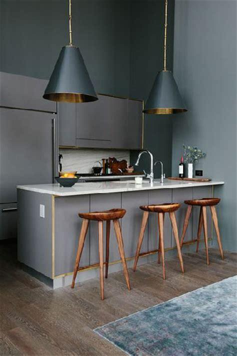 peut on mettre du parquet dans une cuisine 20 idées déco pour une cuisine grise deco cool com