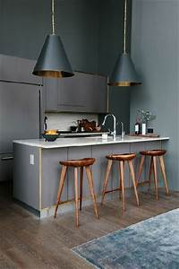 Deco Avec Du Gris : 20 id es d co pour une cuisine grise deco ~ Zukunftsfamilie.com Idées de Décoration