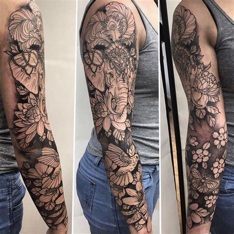 pin  cierra dreslinski  tattoos tattoos elephant