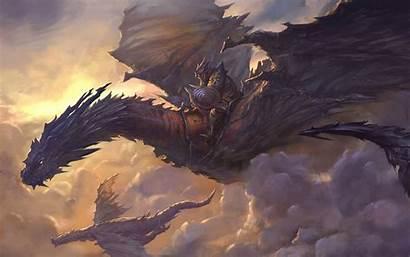 Dragon Fantasy Concept Artwork Wallpapers Desktop Backgrounds
