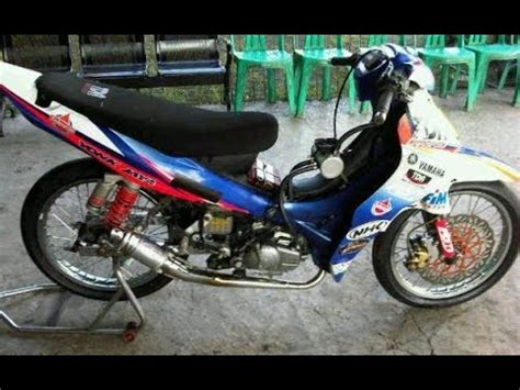 Motor Jupiter Z Road Race by Tm2 Modifikasi Motor Yamaha Jupiter Z Road Race