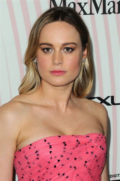 Brie Larson Women Film Crystal Lucy Awards