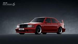 Mercedes 190 Evo 2 : mercedes benz 190 e 2 5 16 evolution ii 39 91 gran turismo 6 ~ Mglfilm.com Idées de Décoration