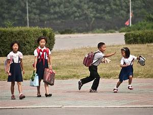 A Fascinating Glimpse Of Ordinary Life In North Korea ...