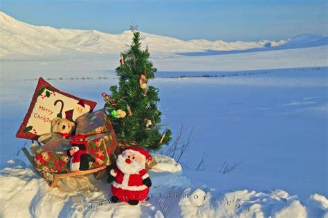 christmas gifts landscape alaska photo photo information