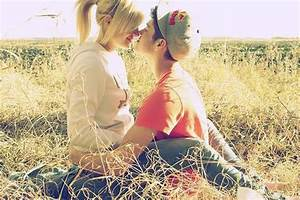 boyfriend, forever, girlfriend, happy moment, kiss - image ...