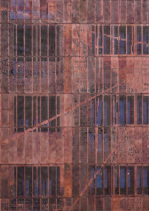 airmesh metal facade panels cladding  rainscreen systems