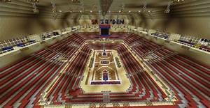 Basketball Arena By CelticsMaster11 Minecraft Project