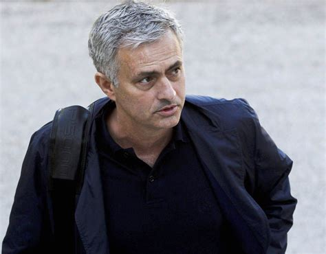 Jose Mourinho Spotted In Portugal After Carrington Visit