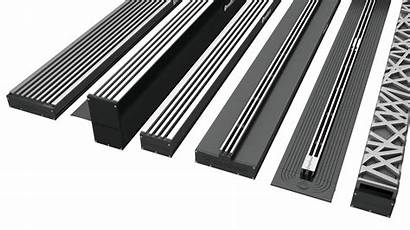 Channel Linear Drains Drain Shower Floor Range
