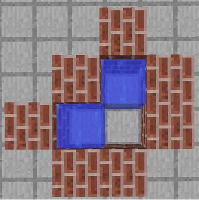 Water Source Lava Minecraft Infinite Block Flowing