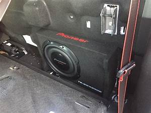 Wiring A Sub    Subwoofer And Amplifier In 2015 F