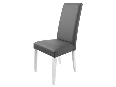 chaise grise conforama conforama