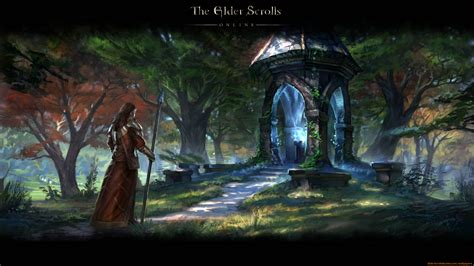 eso wallpapers elder scrolls  guides