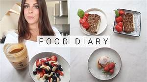 Richtiges Frühstück Zum Abnehmen : food diary mit gewichtsangaben gesundes fr hst ck zum ~ Watch28wear.com Haus und Dekorationen
