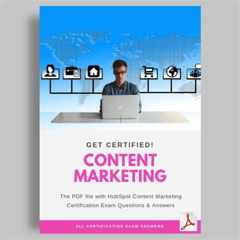 Content Marketing Certification by Hubspot Content Marketing Certification Answers