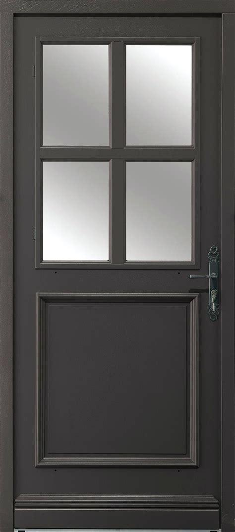 porte d entree bois jouez la sobriactac avec une dentrace mixte alu monobloc dentree vitree