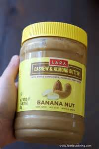 Lara Almond and Cashew Nut Butter