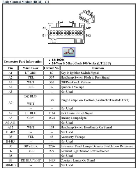 Chevy Malibu Radio Wiring Diagram Free