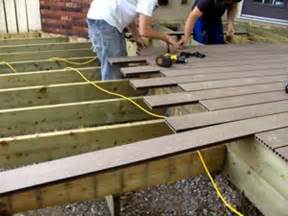 planning ideas installing composite decking ideas calagary installing composite decking