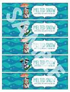 Frozen Printable Water...