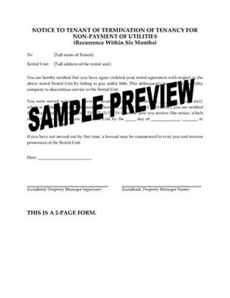 alaska eviction forms alaska notice of termination of tenancy for violation of