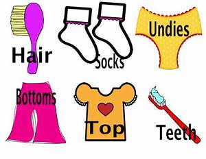 Getting Dressed Clipart | Clipart Panda - Free Clipart Images