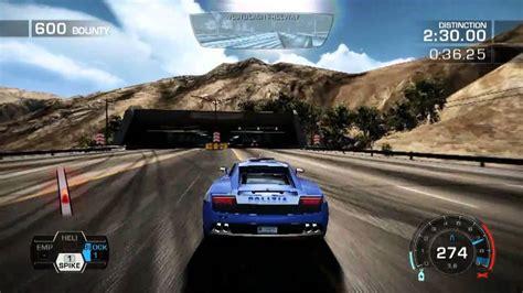 Need For Speed Hot Pursuit 2010 Lamborghini Police Car
