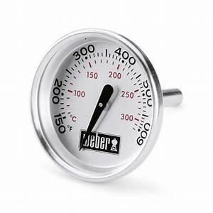Kugelgrill Mit Thermometer : weber deckelthermometer q 100 200 300 g nstig kaufen ~ Michelbontemps.com Haus und Dekorationen