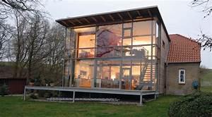 Moderner Anbau An Altbau : sanierung und anbau eines wohnhauses in rieseby fenster ~ Lizthompson.info Haus und Dekorationen