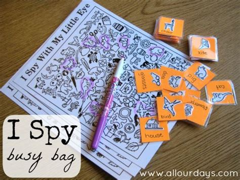 25+ Best Ideas About I Spy Games On Pinterest